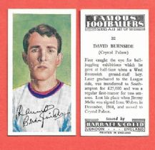 Crystal Palace David Burnside 32 VARIANT